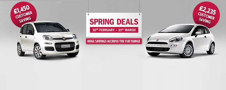 FIAT SALE EVENT - 16FEB-31MARCH