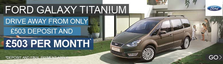 Ford Galaxy Titanium