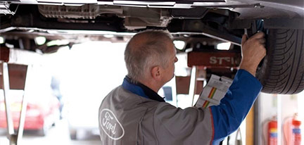 Motorparks Ford Book a Service