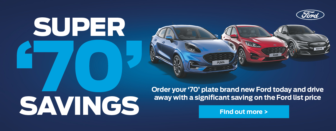 70 Plate Banner