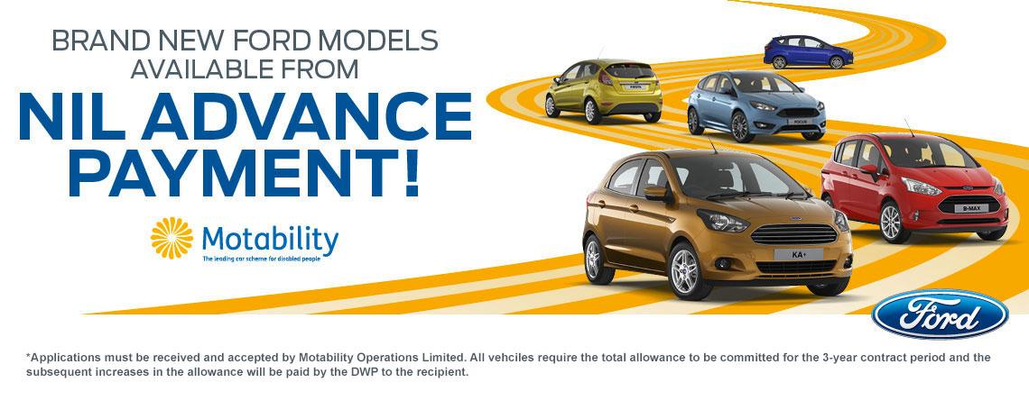 Ford Motability