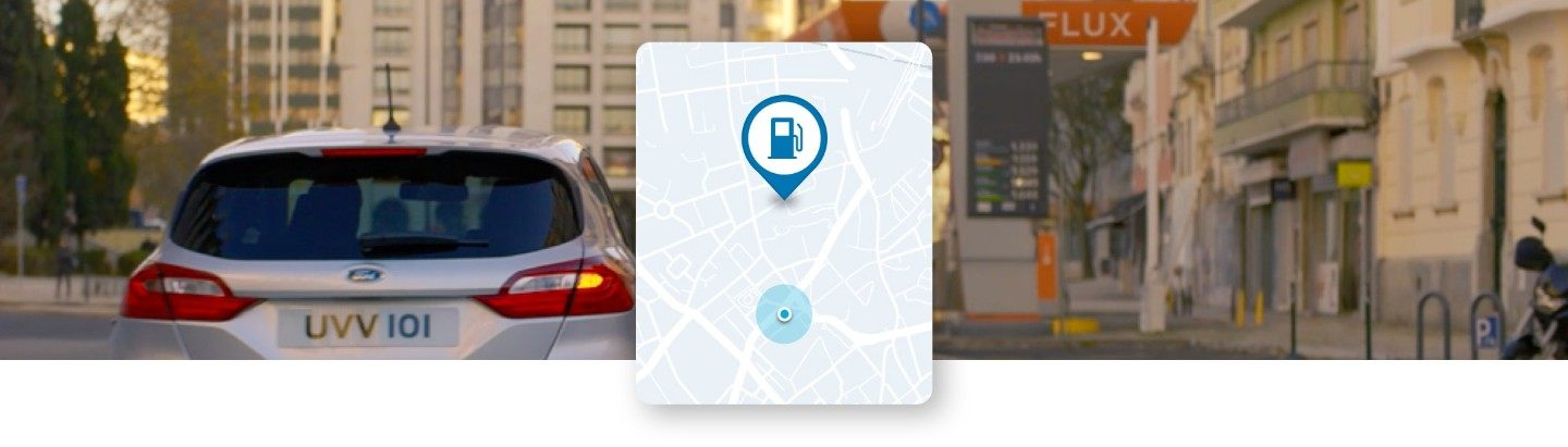 FordPass - Find fuel near you