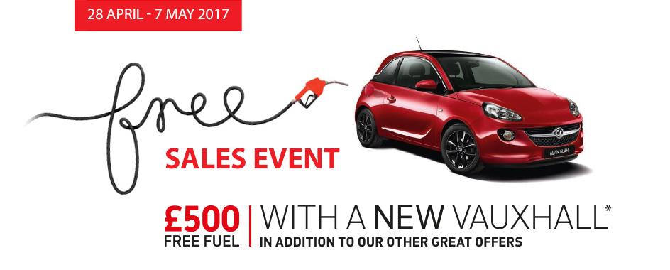 Free Fuel Event
