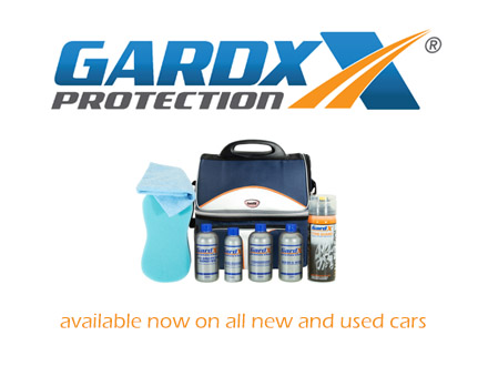 GardX - Car Paint & Fabric Protection