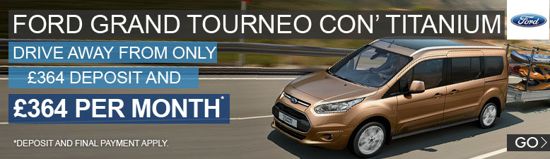 Ford Grand Tourneo Connect Titanium