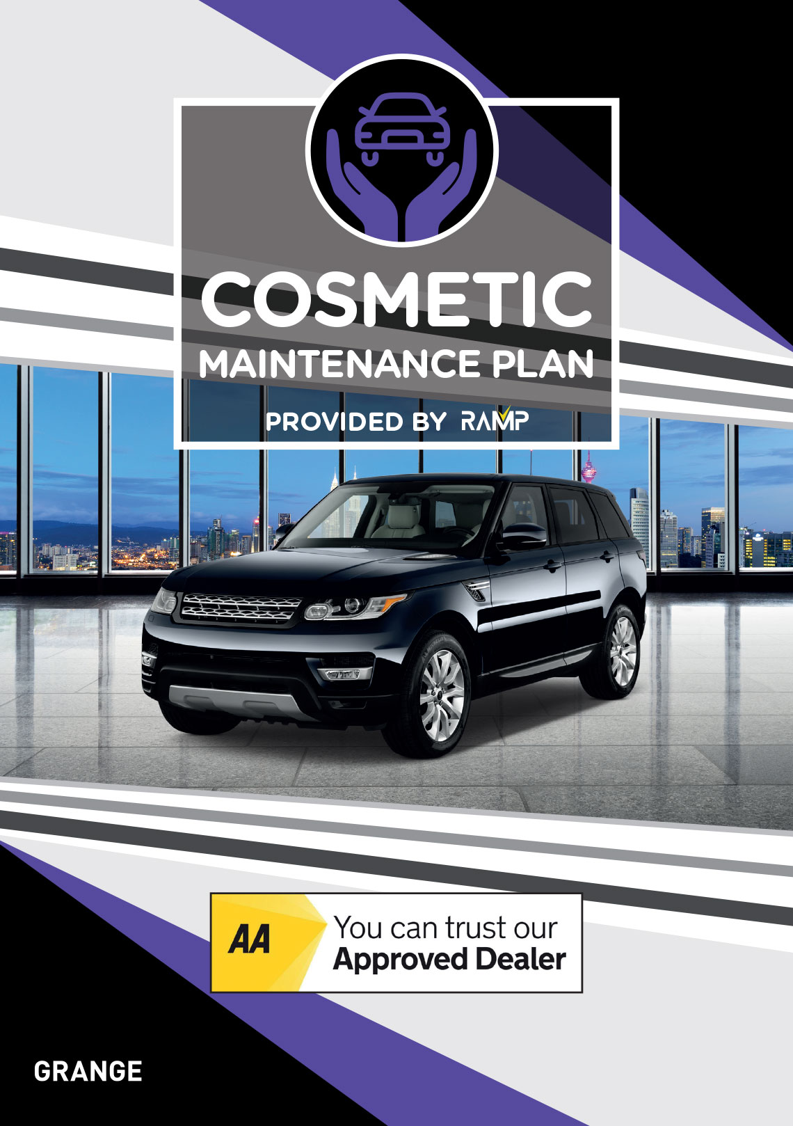 Cosmetic Maintenance Plan - Provided By RAMP