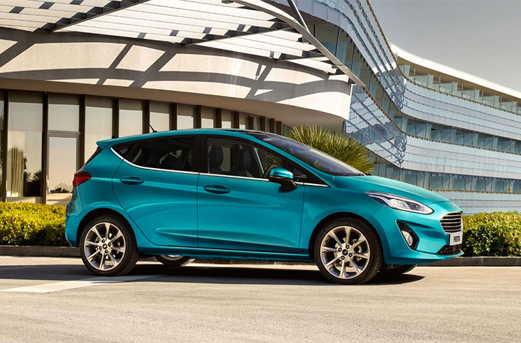 Shining the light on the new Ford Fiesta