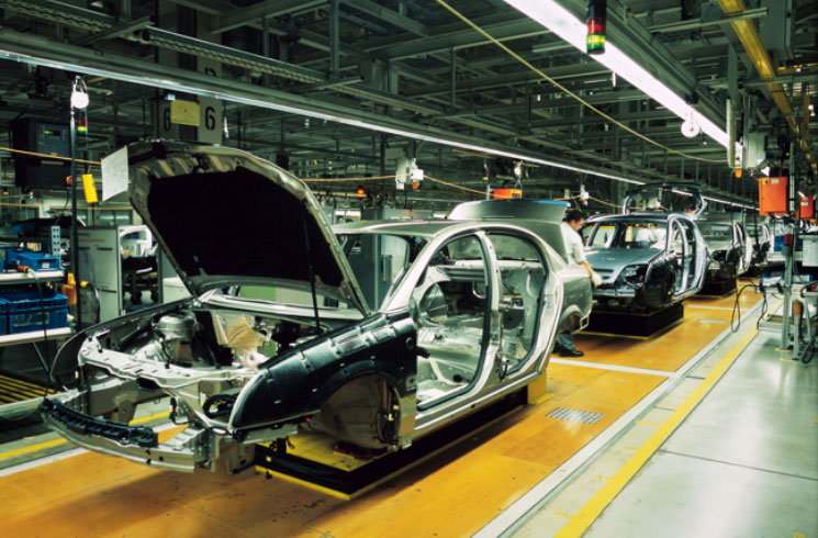 The state of the UK's car manufacturing scene