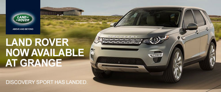 New Grange Land Rover Barnet - Now Op