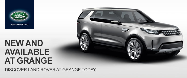 New Grange Land Rover Barnet - Now Open!