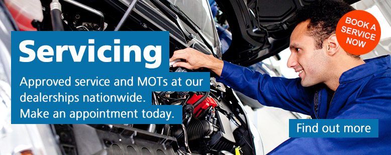 Car Servicing and MOT's