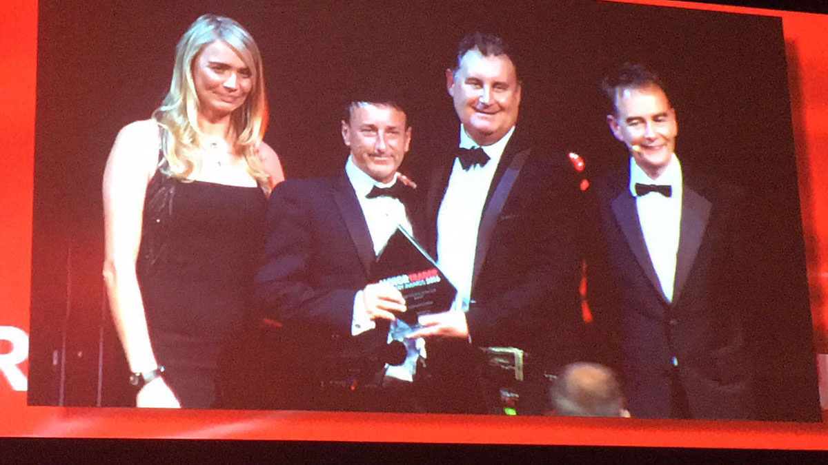 Motor Trader Awards Winner 2016