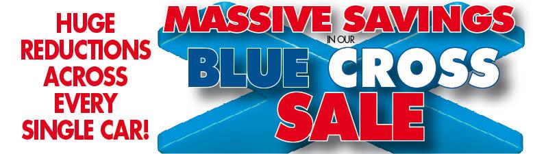 Invicta Blue Cross Sale