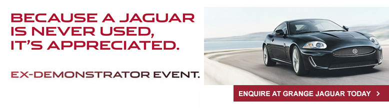 Jaguar Demo Event