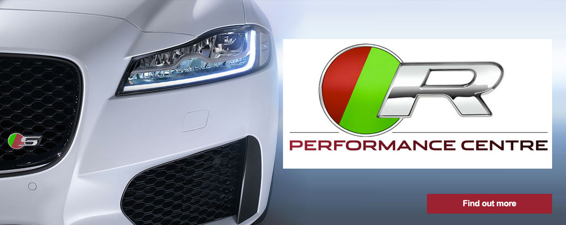 Jaguar R Performance Centres