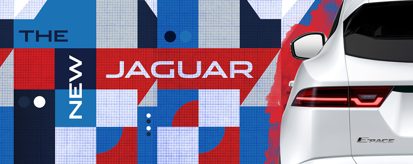 New Jaguar E-PACE Announced