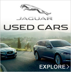 Used Jaguar Cars at Grange