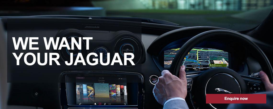 We Want Your Jaguar - Best Prices Paid for Used Jaguar