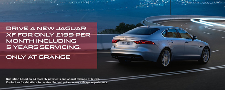 Jaguar XF £199