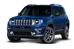 Jeep Renegade Offers