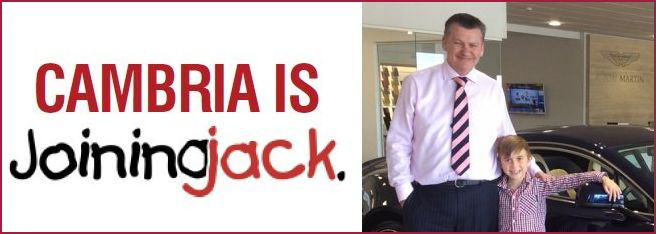 Cambria Automobiles is Joining Jack - Find out more here
