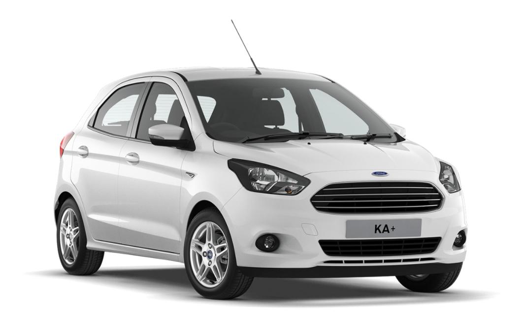 Ford Ka Plus Offers