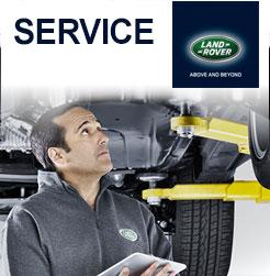 Land Rover Service