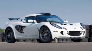 The New Lotus Exige 2009