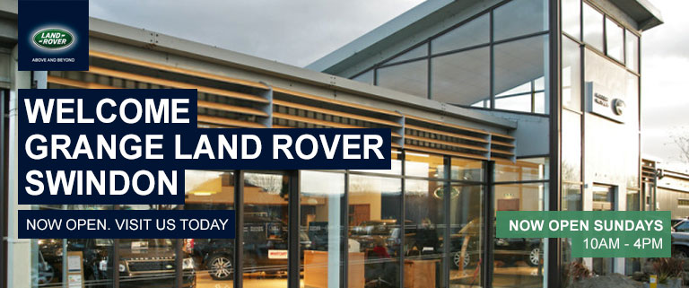 Grange acquires T H White Land Rover Swindon