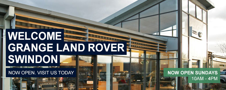 New Grange Land Rover Swindon