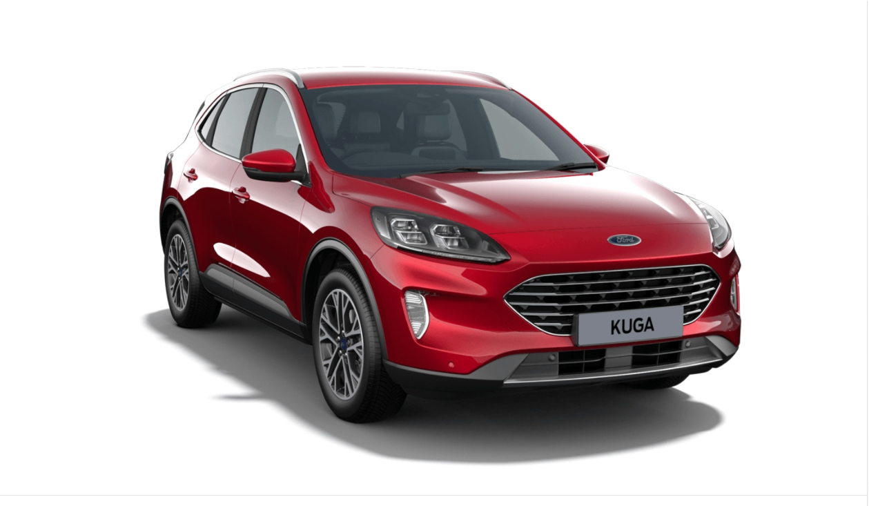 Ford All-New Kuga Offers