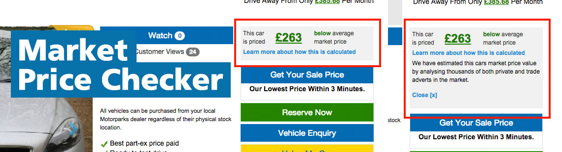 Market Price Checker - How it works