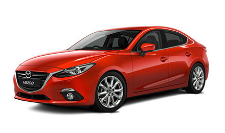Mazda 3 Fastback Offers