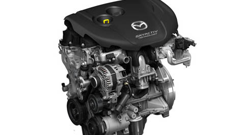 Mazda 6 Tourer and Saloon fuel economy