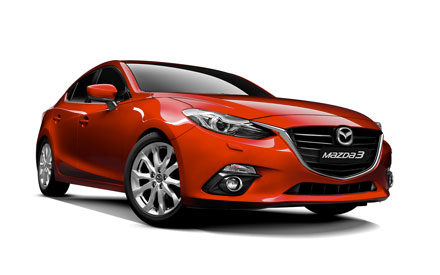 New Mazda 3 Hatchback Offers