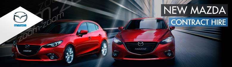 Mazda-Mazda Contract Hire