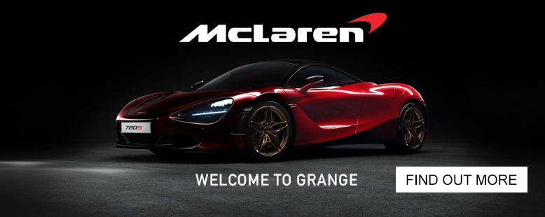 McLaren Hatfield at Grange