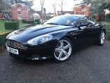 Aston Martin DB9 V12 2dr MANUAL 5.9 Coupe (2008) image