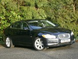 Jaguar XF 3.0d V6 Luxury Auto with Nav, B/Tooth & Rear Park Diesel Automatic 4 door Saloon (2011) image