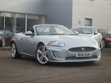 Jaguar XKR Supercharged  Low mileage 5.0 Automatic 2 door Convertible (2011) image