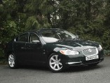 Jaguar XF 3.0 V6 Luxury 4dr Auto with S/Nav & B/Tooth Automatic Saloon (2011) image