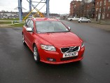 Volvo V50 D2 [115] R DESIGN Edition 5dr 1.6 Diesel Estate (2012) image