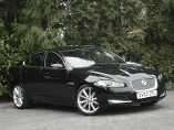 Jaguar XF 2.2d 200 Premium Luxury Auto with BLIS, Nav & DAB Diesel Automatic 4 door Saloon (2012) image