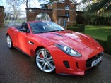 Jaguar F-TYPE 5.0 SUPERCHARGED V8 S Automatic 2 door Convertible (2013) image