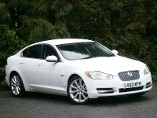 Jaguar XF 3.0d V6 S Luxury Auto with S/Nav & Heated Seats Diesel Automatic 4 door Saloon (2011) image