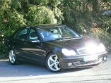Mercedes-Benz C-Class C270 CDI Avantgarde SE Auto with Heated Seats 2.7 Diesel Automatic 4 door Saloon (2005) image