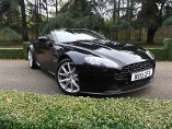 Aston Martin V8 4.7 MANUAL 2 door Roadster (2013) image