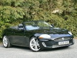Jaguar XK 5.0 Supercharged V8 R Auto with Nav, DAB & B/Tooth Automatic 2 door Convertible (2010) image