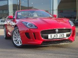 Jaguar F-TYPE Low Miles Performance Seats 3.0 Automatic 2 door Convertible (2014) image