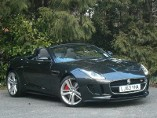 Jaguar F-TYPE 5.0 V8 Supercharged S Auto Convertible Automatic 2 door (2014) image